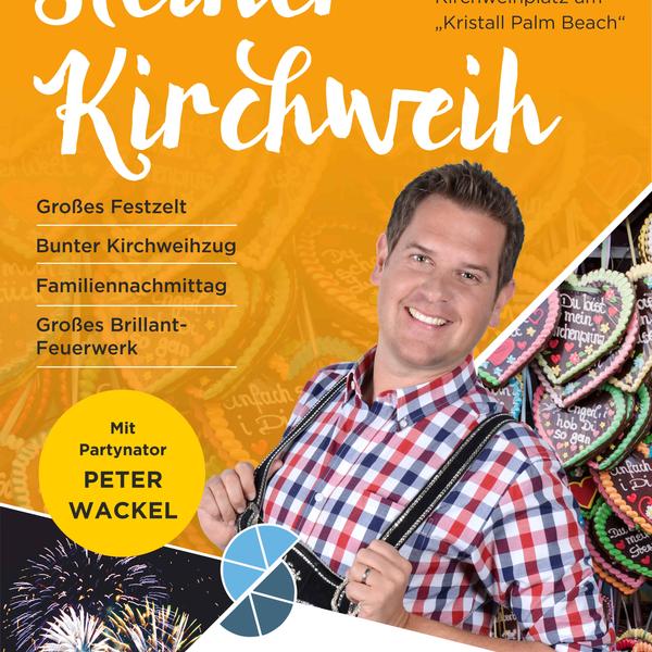 Steiner Kirchweih 2019 @ Festplatz beim Kristall Palm Beach